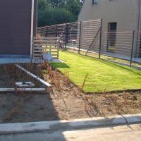Insecten en bijvriendelijke tuin te Moerkerke - situatie voordien